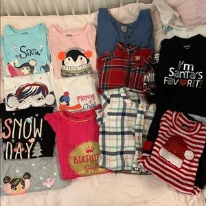 Other - Lot of toddler girl winter clothes 4T